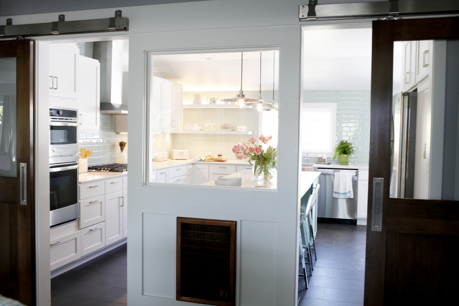 Interior Design: The Farm Kitchen